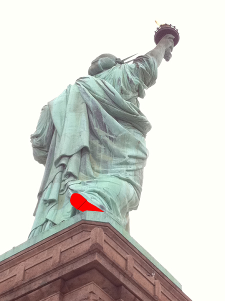 Statue of Liberty red sole small.jpg
